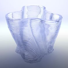 It's Now Possible to 3-D Print Transparent Glass | MIT Technology Review
