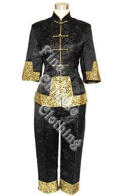 Fine Chinese Clothing - Product Image