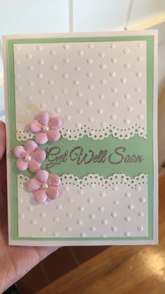Handmade Card- Madison Cooper