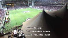 25/03/2016 4K: Imagens aéreas da Rua de Fogo e Arena Independência na Li...