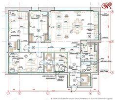 Планировочное решение квартиры на Войковской