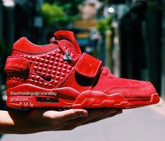 quality design e91ec 737f5 Nike Air Trainer Victor Cruz « Red October » - Sneakers.fr