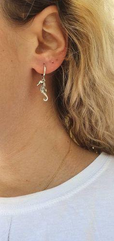 Tiny Earrings, Simple Earrings, Silver Earrings, Pineapple Earrings, Drop, Staple Pieces, Photo Jewelry, Pearl Bracelet, Handmade Jewelry