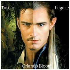 Turner // Legolas // Orlando Bloom