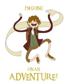 Adventure Time with Bilbo The Hobbit