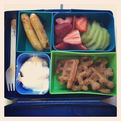 always underfoot: paleo school lunches