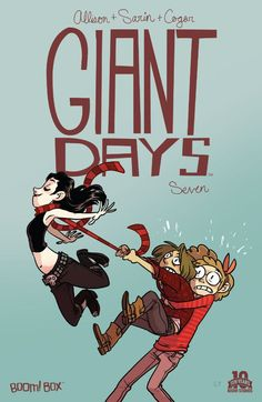 Buy Giant Days: Extra Credit Vol. 1 by John Allison, Max Sarin, Whitney Cogar and Read this Book on Kobo's Free Apps. Discover Kobo's Vast Collection of Ebooks and Audiobooks Today - Over 4 Million Titles! Comic Art, Comic Books, Extra Credit, Mary Sue, Fun Comics, Comics Online, New Relationships, Illustrations, Book Format