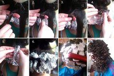 Come per arricciare capelli lunghi