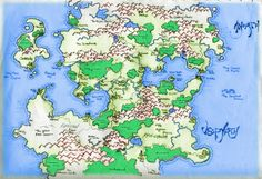 Old campaign setting