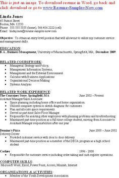 Production Manager Resume Cover Letter  HttpWwwResumecareer