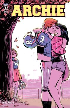 (Archie) Betty and Archie/Veronica