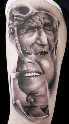 Tattoo Artist - Paweł Gawkowski
