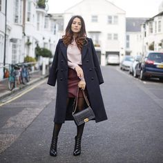 his is my favourite look for the party season! Show me yours and you can win to spend at REISS! Tag and Chanel Dubai, Chanel Shoes, Reiss, Minimal Fashion, Fashion Outfits, Womens Fashion, Me Too Shoes, Preppy, Duster Coat