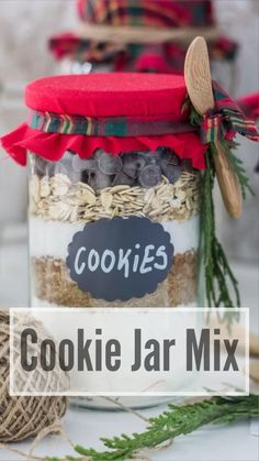 Christmas Cookies, Christmas Gifts, Christmas Decorations, Xmas, Cookie Jars, Cookie Dough, Vegan Desserts, Vegan Recipes, Candy Gifts