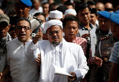 #world #news  Indonesia police question cleric over lecture on communist symbols