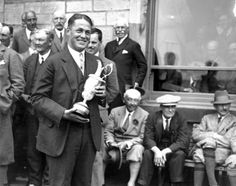 Legendary golfer Bobby Jones was born on March 17, 1902, and dominated play in the 1920s. He died on December 18, 1971.