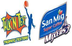 Talk 'N Text vs San Mig