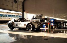 Silverstone Classic 2011 - Statics - AC Cobra *Explored* by _DaveAdams, via Flickr