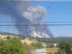 Photos from Day 2 of fast-moving wildfire in Lake County | News - KCRA Home