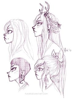27 Ideas For Cats Face Drawing Character Design Character Design Cartoon, Character Design Inspiration, Character Art, Animation Character, Drawing Faces, Drawing Sketches, Art Drawings, Face Profile Drawing, Side Face Drawing