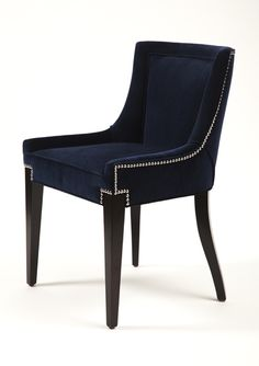 Audrey Chair designed by Erinn Valencich, contestant on NBC's American Dream Builders hosted by Nate Berkus