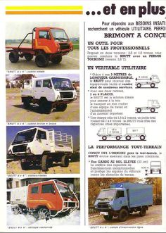 brimont brutt france 4x4 vehicules tout terrain brimont v hicules et 4x4. Black Bedroom Furniture Sets. Home Design Ideas