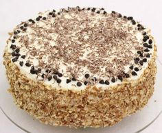 Cannoli Cake!!  The recipe sounds scrumptious!! HAHA @Valerie Means, here's a Cannoli for Cannoli night.