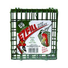 Amazon.com: C&S EZ Fill Suet Basket: Pet Supplies