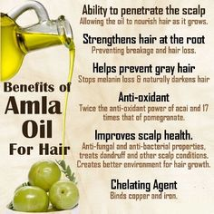 Amla is a secret ingredient for hair growth. Find out how to use amla to accelerate your hair growth and reduce hair loss! Natural Hair Tips, Natural Hair Styles, Natural Beauty, Natural Girls, Beauty Spa, Diy Beauty, Ayurveda, Prevent Grey Hair, Home Remedies