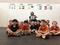 """UT Elementary's class of 2029 read Tom Rath's new book, """"The Rechargeables"""""""