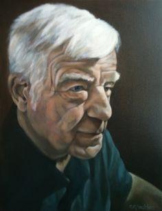 Dad Portrait - Michelle Muir