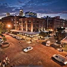 Omaha's Old Market district has a variety of fun restaurants, shops and alleyways to follow for some adventure.
