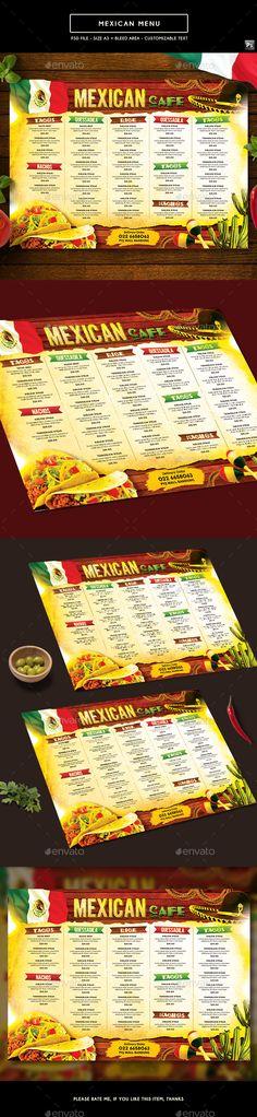 Rustic Tapas Menu Tapas menu, Food menu and Menu printing