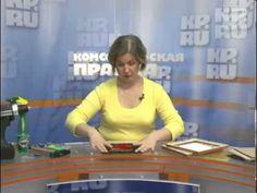 Рамка своими руками Как заправить вышивку лентами в рамку. Несколько вариантов.