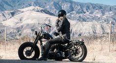Saint | Mens Motorcycle Denim - Unbreakable Jacket - Coated