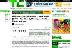 http://techcrunch.com/2013/05/09/web-based-financial-terminal-ycharts-raises-3-875m-from-morningstar-and-reed-elsevier-ventures/ ... | #Indiegogo #fundraising http://igg.me/at/tn5/