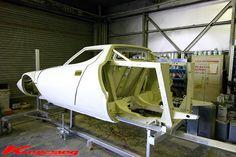 Lancia Stratos full chassis restoration done by Kreissieg - Teamspeed.com Car Workshop, Alfa Romeo, Maserati, Restoration, Cars, Safari, Trucks, Bike, Exotic Cars