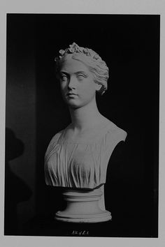 """"""" Bust of Victoria, Princess Royal and Empress of Germany. Victoria's Children, Queen Victoria Children, Germany And Prussia, King Of Prussia, Crown Princess Victoria, The Crown, Royalty, Statue, Rebel"""