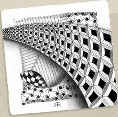 Zentangle - Zentangle