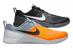 The Nike MetCon 1 is designed to withstand the demands of cross training at full speed. Click in for details.