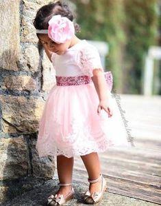 abed6ea0449d Beautiful Ariella Tea Party Princess Dress for Baby Girls – Ruffles  amp  Bowties  Bowtique Girls