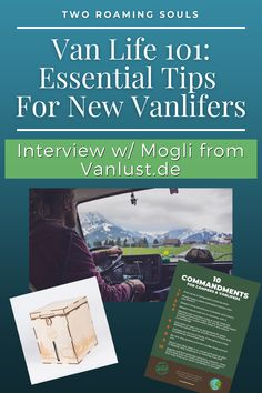 We got in touch with Mogli of Vanlust.de to discuss with a like-minded Vanlifer from Germany. He prioritizes raising awareness about sustainable living, vanlife behavior, and generally leaving the earth better than we found it. Check out the interview. #VanLife #EssentialTips #10CommandmentsForCamping #Sustainability #Kildwick