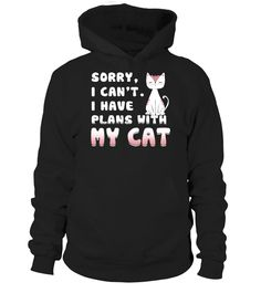 I CAN'T. I HAVE PLANS WITH MY CAT  #pets