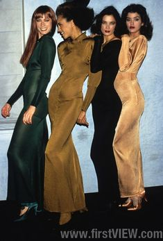Body conscious evening gown (inspired by Azzedine Alaia stretch fabric  reduce weight of garment strtch, skin tight)
