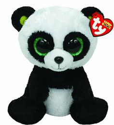 Beanie boo's one and only bamboo the panda