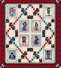FREE DOWNLOADABLE PATTERN - Simply Gorjuss