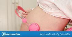 Técnicas de estimulación prenatal para los sentidos del bebé