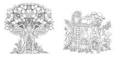 floresta encantada e jardim secreto - Pesquisa Google