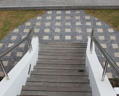 Use our cobbles for a driveway, walkway or as edging in your garden. Walkway, Cape Town, Outdoor Ideas, Outdoor Decor, Deck, Outdoor Furniture, Garden, Charcoal, Projects