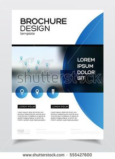 154 best business proposal templates images brochure template